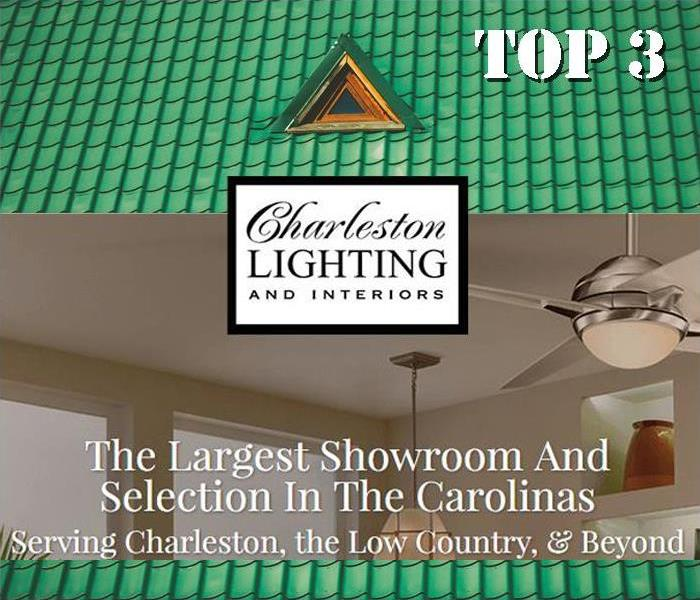 Commercial Top 3 from Charleston Lighting!