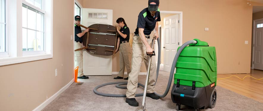 North Charleston, SC residential restoration cleaning